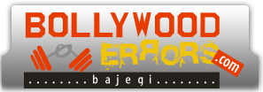 Bollywood Errors