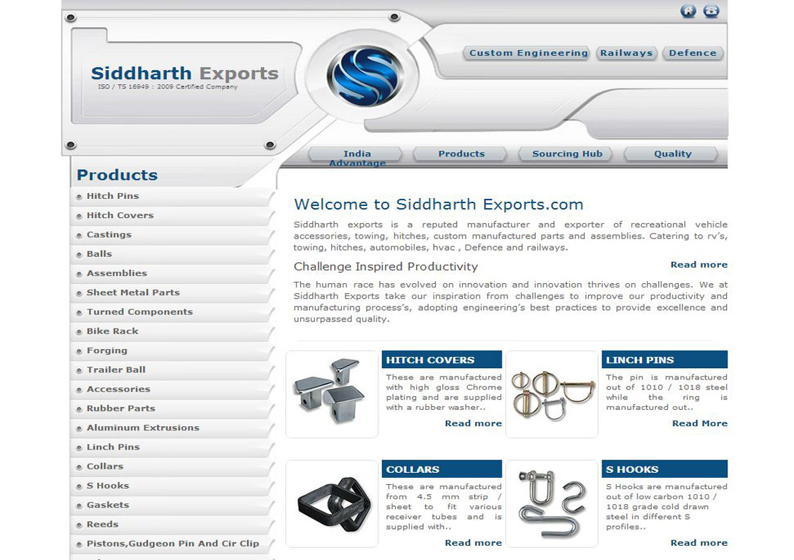 Siddharth Exports
