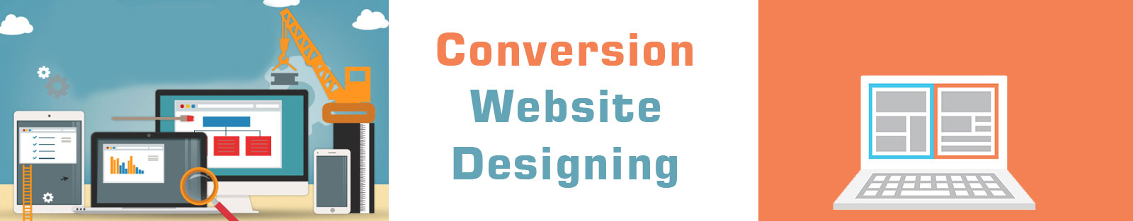 Conversion Website Designing Services