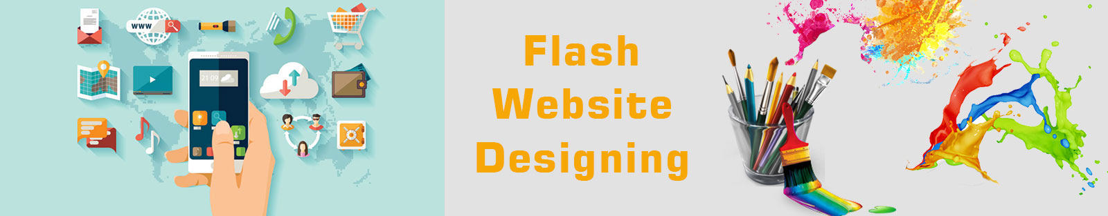 Flash Website Designing