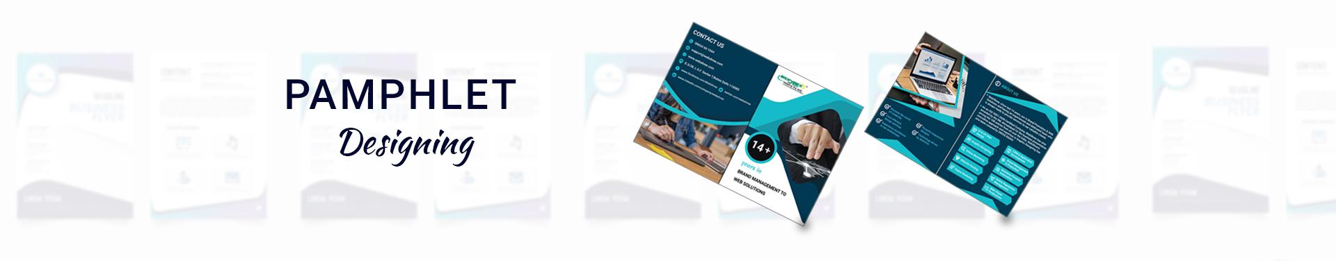pamphlet designing services pamphlet designing company pamphlet